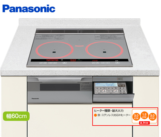 Bếp Từ Panasonic KZ-V363S