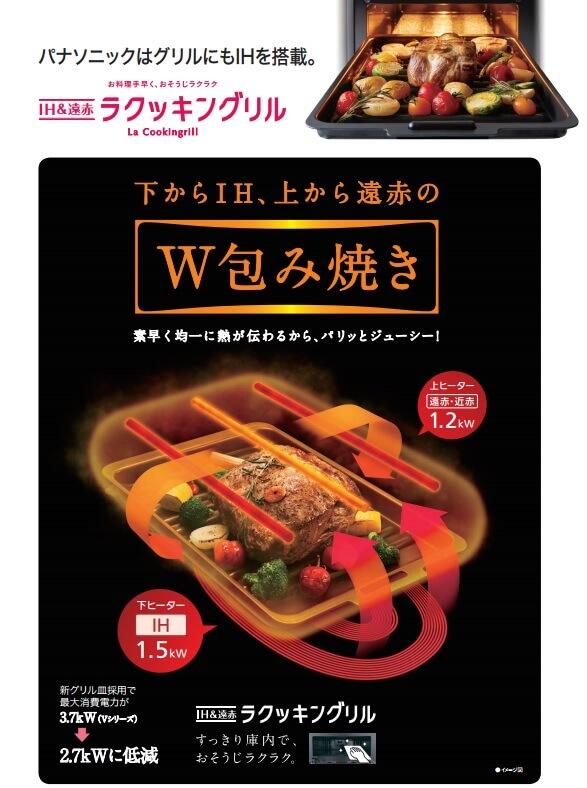 Bếp từ nội địa Nhật Panasonic KZ-W373S