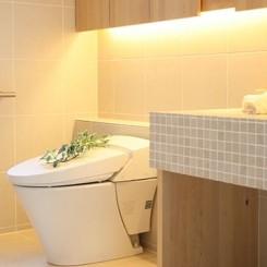 Lời khuyên về ánh sáng giúp không gian nhà vệ sinh thoải mái, dễ chịu