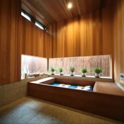 5 mẫu phòng tắm hiện đại và hấp dẫn nhất với đá và gỗ