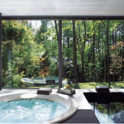Bất ngờ trước công nghệ tuyệt vời của chiếc bồn tắm TOTO Nhật Bản