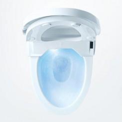 Luôn sạch và đảm bảo vệ sinh cùng bồn cầu thông minh TOTO